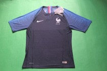 player version add+$5 2018 France home soccer jersey