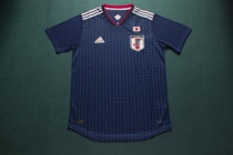 player version  2018 Japan home soccer jersey