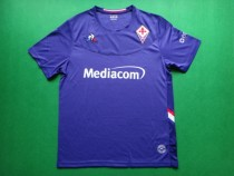 19-20 Fiorentina home with sponsor soccer jersey