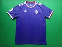 19-20 Real Valladolid away blue soccer jersey