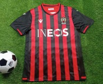 19-20 Nice home soccer jersey