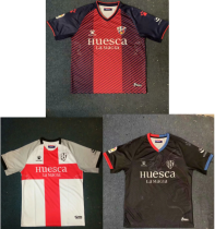 19-20 Huesca home away third soccer jersey