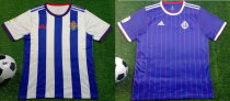 19-20 Real Valladolid home away soccer jersey