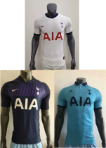 player version add+$5 19-20 Tottenham Hotspur home away third soccer jersey