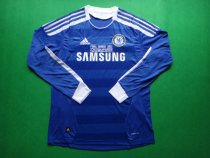 Retro Chelsea soccer jersey 11-12 long sleeves