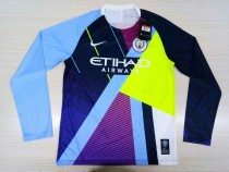 19-20 Manchester City mashup jersey long sleeves
