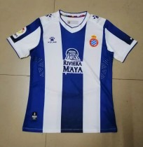 19-20 Espanyol home soccer jersey man size