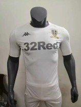 player version 19-20 Leeds United home soccer jersey