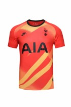 19-20 Tottenham Hotspur goalkeeper orange  soccer jersey