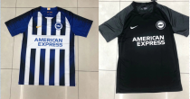 19-20 Brighton home away  soccer jersey