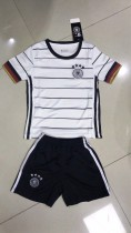 kids kit 2020 Germany home soccer jersey