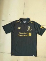 19-20 Liverpool FC six times collection black soccer jersey size S-2XL
