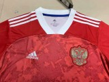 2020 Russia home soccer jersey size S-XL