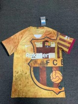 19-20 Barcelona special version big logo soccer jersey size S-XL