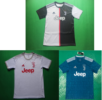 19-20 Juventus home away third soccer jersey size S-2XL