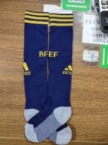 2020 Spain home socks adult and kids