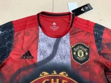 19-20 Manchester United special version big logo soccer jersey size S-XL