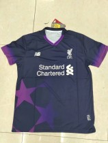 19-20 Liverpool purple star jersey