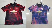 19-20 Manchester United STAR WARS CONCEPT soccer jersey