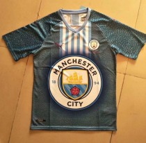19-20 Manchester City special version big logo soccer jersey size S-XXL