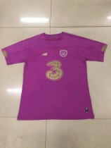 2020 Ireland pink soccer jersey size S-2XL