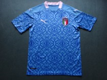 2020 Italy blue training jersey size S-XL