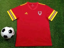size S-4XL 2020 Wales home soccer jersey