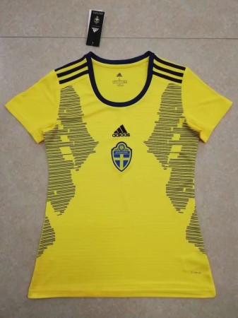 women 2019-20  Sweden home