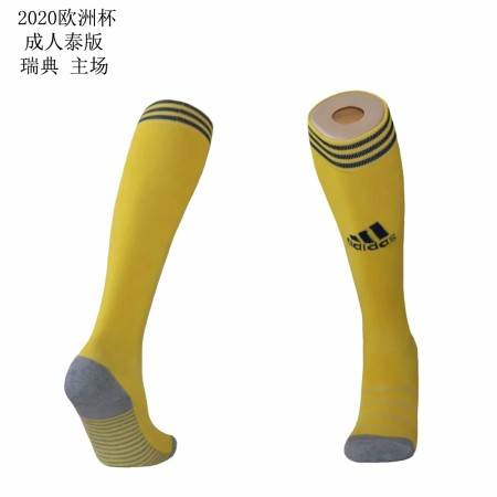 2020 Sweden home socks