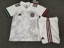 kids kit 2020 Mexico away soccer jersey