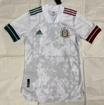 player version add+$5 2020 Mexico away soccer jersey size S-2XL