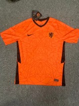 size S-4XL 2020 Netherlands home soccer jersey