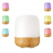Sumaote 300ML Cool Mist Humidifier Aroma Essential Oil Diffuser 7 Colors for Home SPA Baby Gym Yoga