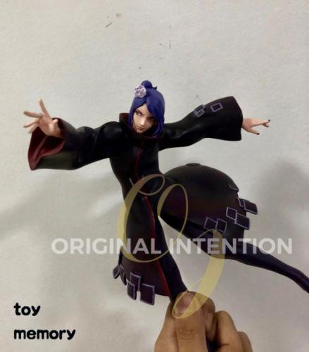 In stock Naruto figure Konan Deva Path Chibaku Tensei resin statue OI Studio