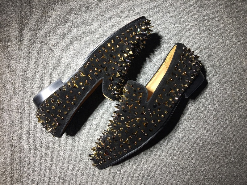 online store 7155a 5fc2c louboutins men Christian Louboutin Loafer Men Shoes