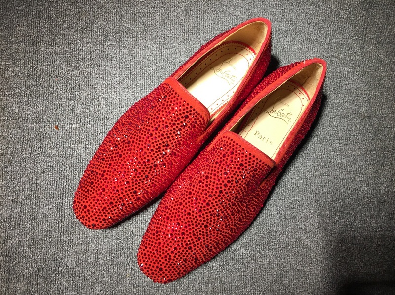 online store cc41d a1d11 louboutins men Christian Louboutin Loafer Men Shoes