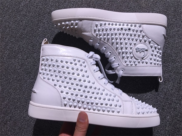 on sale 23c8c 54c2e Christian Louboutin With Spikes Men Shoes