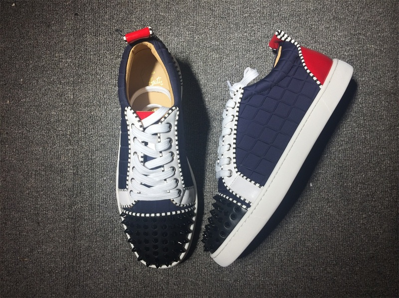 a09adf5275a red bottom shoes for men - Christian Louboutin Sneaker Low Top Junior Men  Shoes - red bottoms for men - red bottom sneakers US  280-  www.redbottomsneaker. ...