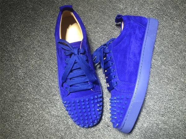 0eeec77d585 Christian Louboutin Sneaker Low Top Junior Men Shoes