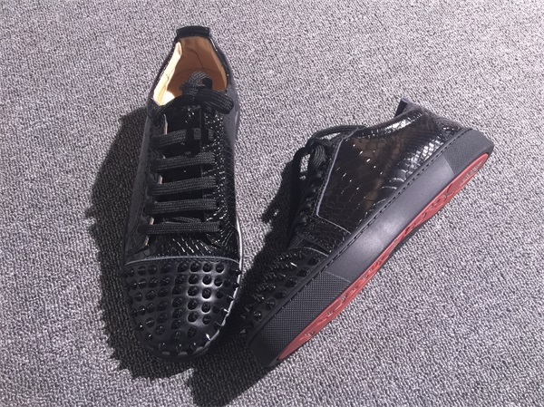 innovative design 95e11 64402 Christian Louboutin Sneaker Low Top Junior Men Shoes