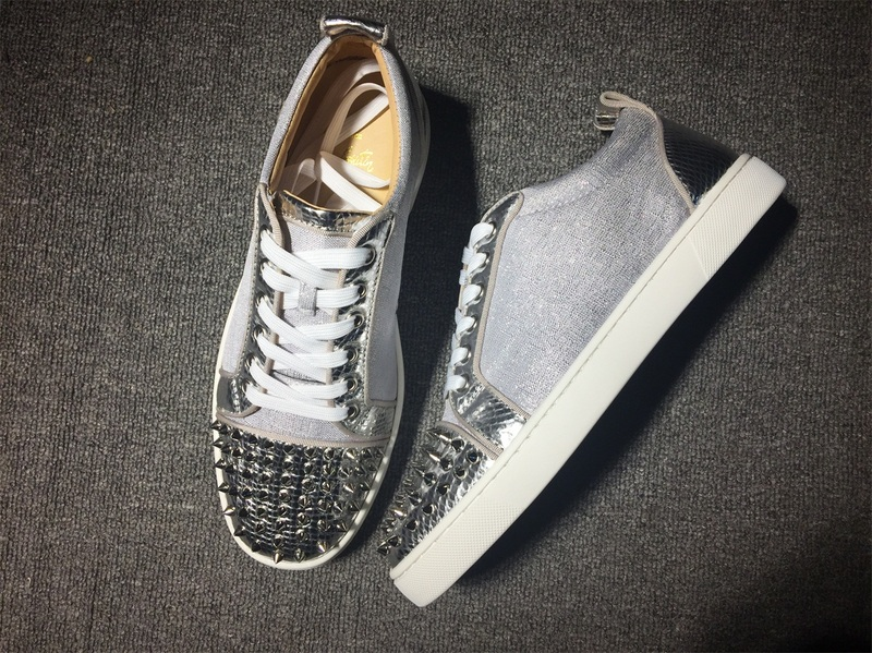 c4c3b132d46 Christian Louboutin Sneaker Low Top Junior Men Shoes