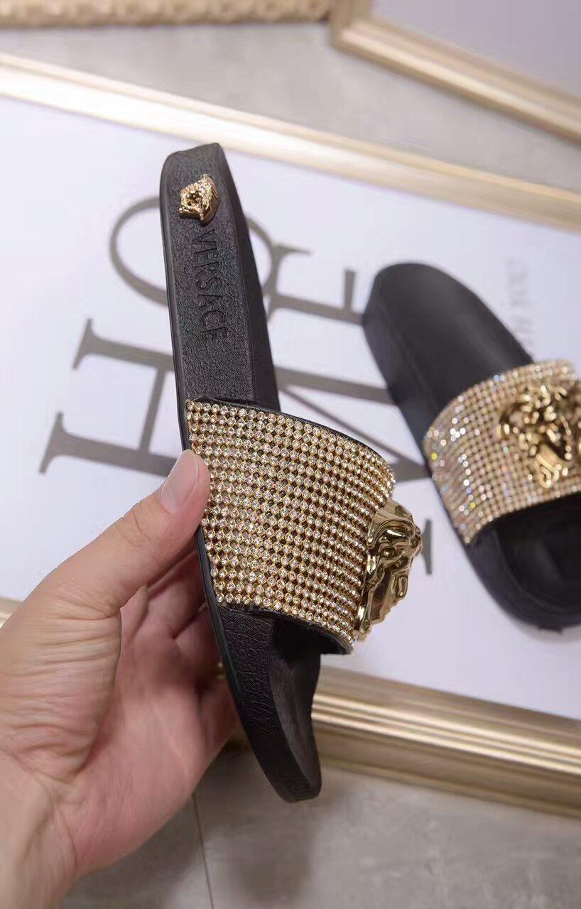 3a1b41b6c1b Versace sandal versace slides versace slipper