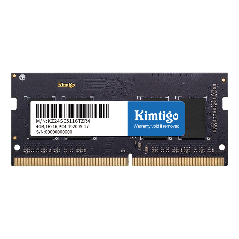 kimtigo DDR4 SoDIMM ( for laptop ) 2400 4GB