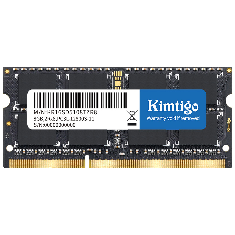 kimtigo DDR3 SoDIMM ( for laptop ) 1600 8GB