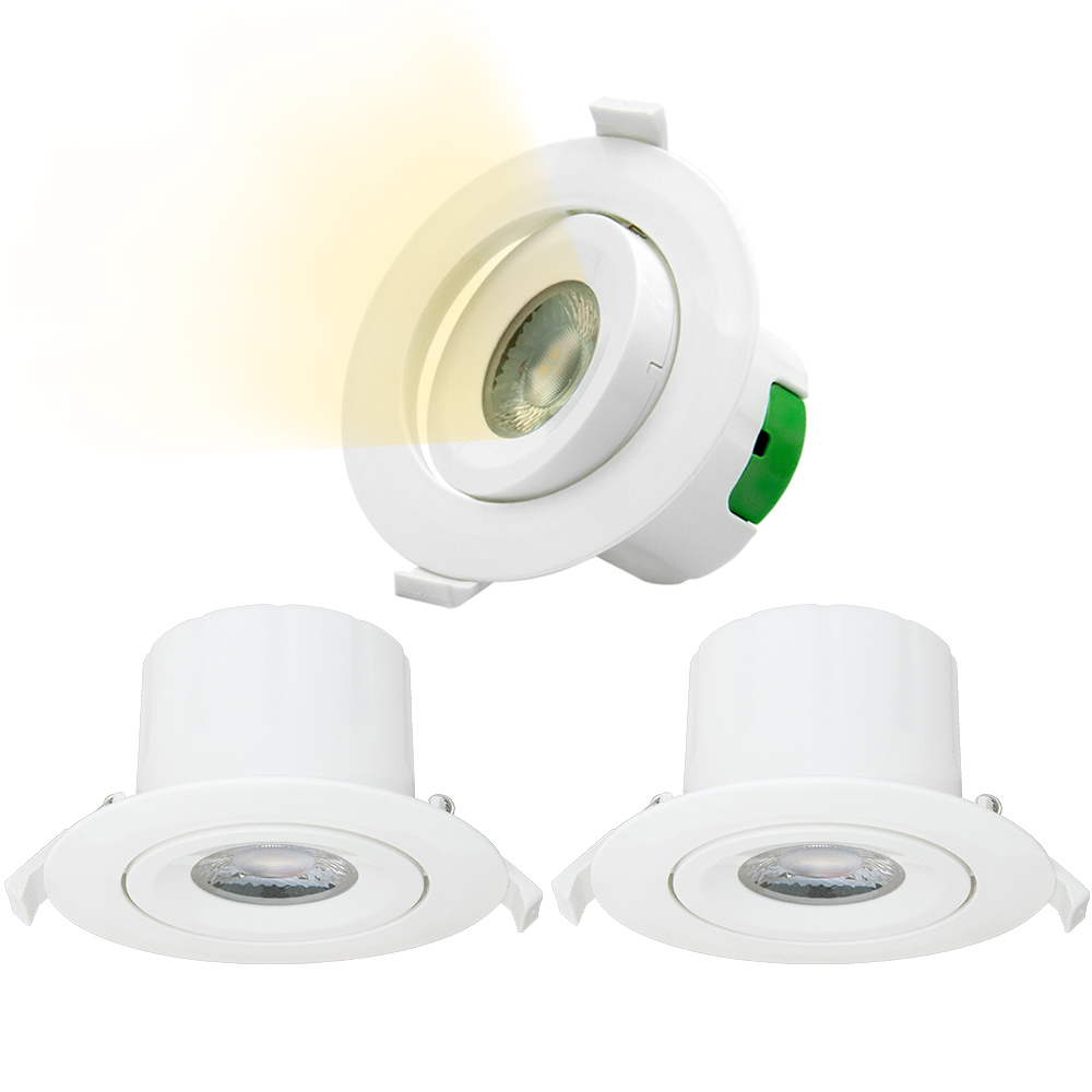 Directional 9w Led Recessed Spot