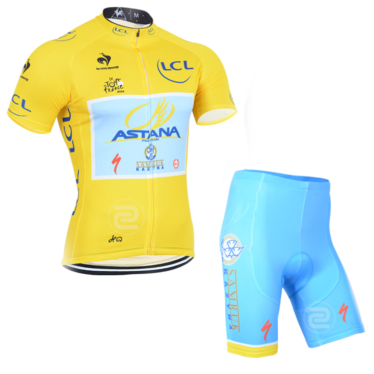 uk availability d9049 6f85a LCL short sleeve cycling jersey and short bib pants cycling clothing ropaci  clismo