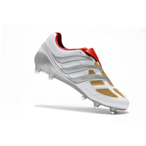 c045de37962b AD X Predator Precision FG Soccer Cleats-White. Loading zoom