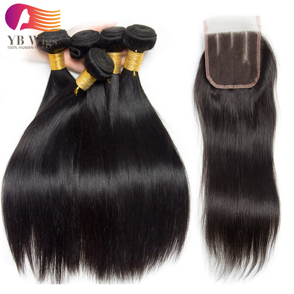 Us 138 Brazilian Virgin Hair Straight Human Hair 3 Pcs Bundles