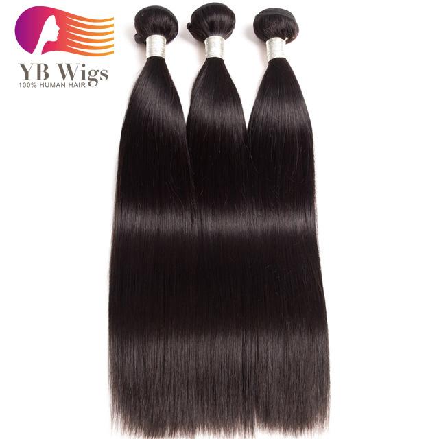 Us 108 Brazilian Straight Hair Weave Bundles Remy Human Hair