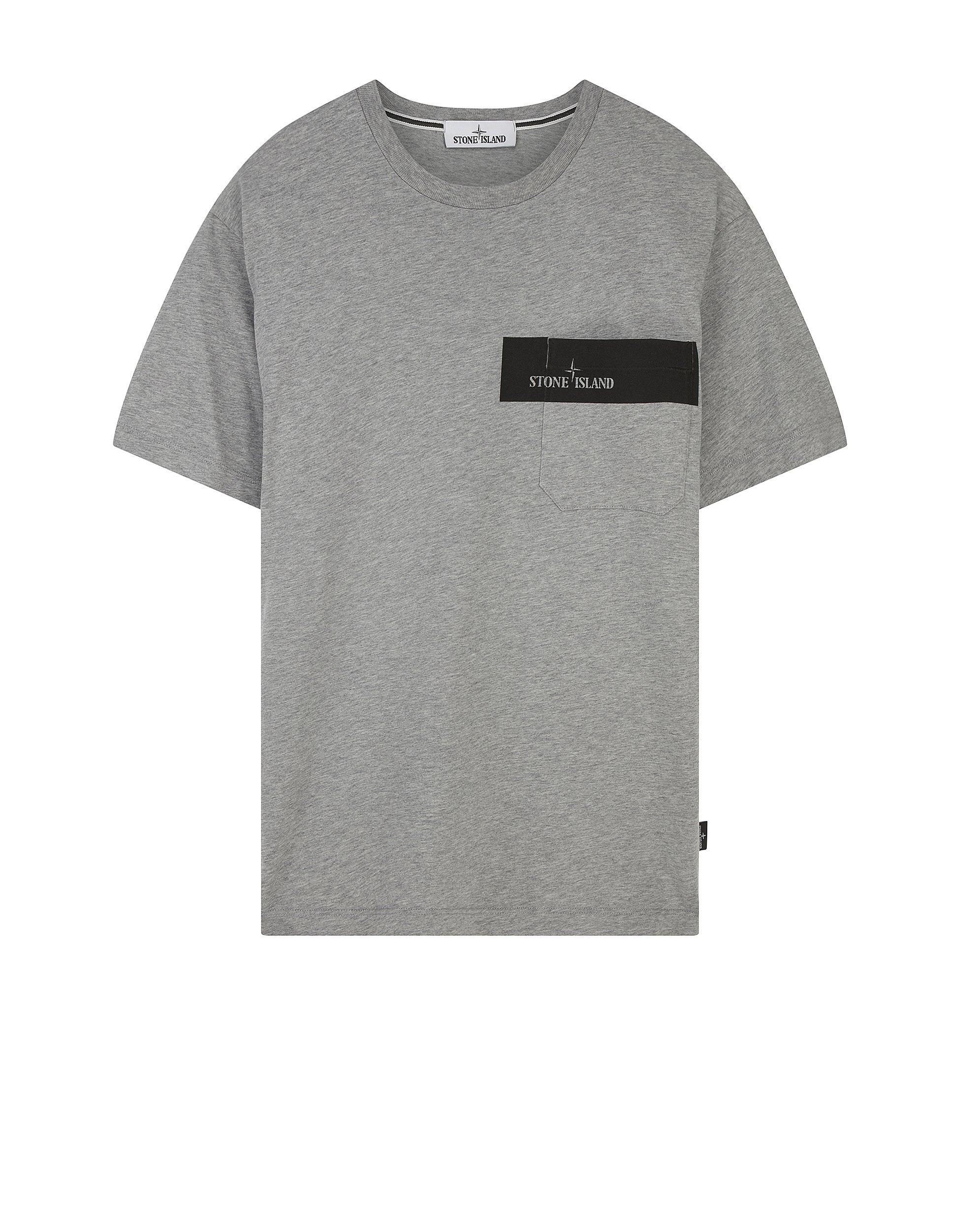 136923721 T-Shirts Stone Island Graphic Eleven T-Shirt 2NS93 Navy